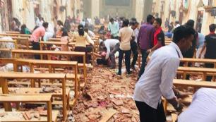 Otellere ve kiliselere şok saldırı: 2si Türk 290 ölü