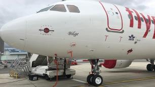 Pegasus 77. Uçağını teslim aldı
