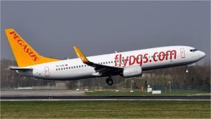Pegasus o tarihe kadar tüm yurt dışı uçuşlarını iptal etti