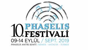 Phaselis Festivali 9 Eylül'de başlıyor