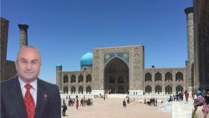 Prof. Dr. Cevdet Avcıkurt yazdı Türk turistlerin yeni rotası: Atayurdu Özbekistan
