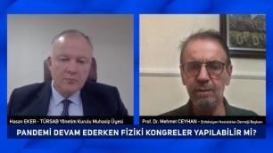 Prof. Dr. Mehmet Ceyhan Pandemi ne zaman bitecek? sorusuna cevap verdi