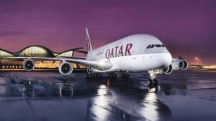 Qatar Airways Doha İstanbul seferlerini Airbus A380le gerçekleştirecek