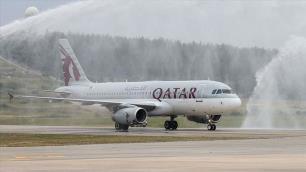 Qatar Airways Doha İzmir seferlerine başladı