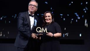 QM Awardstan iki ödülle döndü!