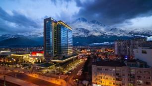 Radisson Blu Hotel Kayseri dünya üçüncüsü oldu