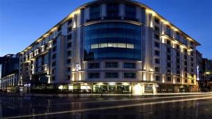 Radisson Blu Şişli yılın franchise oteli seçildi