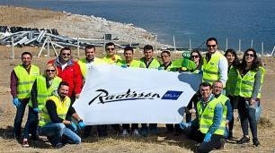 RadissonBlu Hotel Kayseri'den çevreci etkinlik