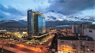 RadissonBlu Hotel Kayseri'yi dünyaya tanıtıyor