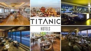 Ramazan'ın tadını Titanic Hotels İstanbul'da çıkarın