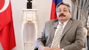 Rus Büyükelçi: TÜRSABdan gelen mektupta dile getirilen umudu paylaşıyoruz