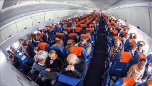 Rus havayolu aşılı yolcularını sevindirdi