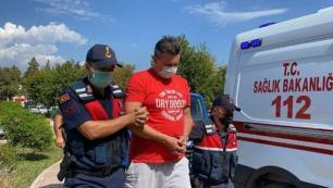 Rus turist çiftin kavgası cinayetle bitti