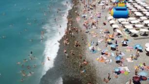 Rus turistler: Asla dönmeyeceğiz
