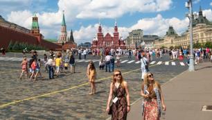 Rus turizmine acı fatura!