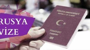 Rus vizesinde yeni dönem başladı Türkiye listede mi?