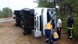 Rus yetkililerin turist güvenliği için geldiği hafta üzücü kaza!