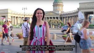 Rus YouTuber sordu: Bu yaz Türkiye'ye tatil gidecek misiniz?