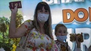Rusların Akdeniz'de tatil yeri Türkiye oldu