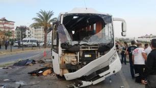 Antalyada 3 Rus turistin öldüğü kazayla ilgili flaş gelişme!