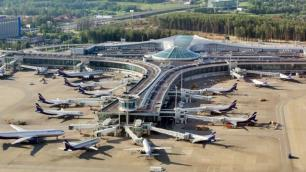 Rusya'nın en büyük havalimanında dış hat yolcu sayısı ne kadar azaldı?