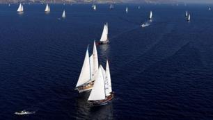 Rüzgar turizmine yelken dopingi