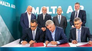 Ryanair Malta Airle hedef büyüttü