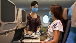 Singapur Havayollarından tüm çalışanlarıyla ilgili aşı kararı!