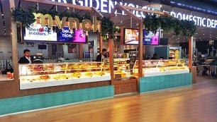 S2000 mutfak kalitesi şimdi de İstanbul Havalimanında