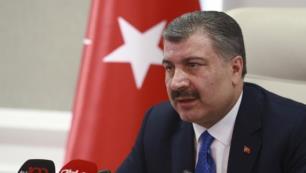 Sağlık Bakanı Fahrettin Koca: Birinci dalga sahillere indi