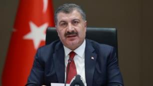 Sağlık Bakanı Fahrettin Koca: Rusyadan heyet gelecek, aldığımız tedbirleri görünce