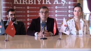 Şahin Kırbıyık: Sırada şehir oteli var