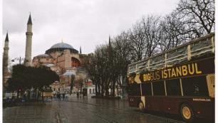Rus ve Ukraynalı turistlerin gözde merkezi İstanbul