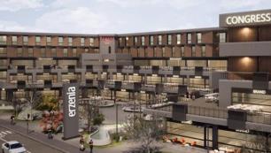 Şehrin ilk 5 yıldızlı otelinin açılış tarihi belli oldu