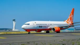 SkyUp Airlines Kiev- İstanbul seferlerine başladı