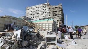 Somalideki otel saldırısında ölü sayısı artıyor