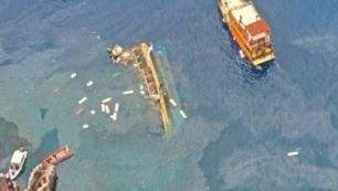Antalyada tur teknesi battı