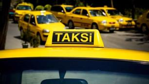 Taksicilere turist kılığında denetim