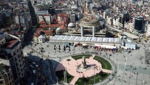 Taksim Kentsel Tasarım Yarışması için başvurular başladı