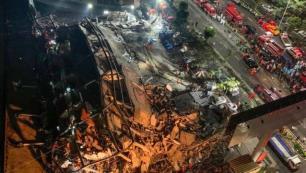 Talihsizliğin bu kadarı!Karantina oteli çöktü: En az 10 ölü