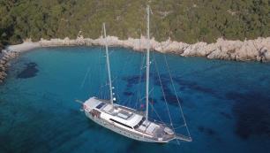 Tekne turizmi pazarı 290 milyon dolara ulaştı