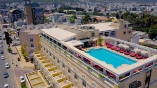 Testi pozitif çıkan otel müşterisi Türkiyeye kaçtı!