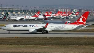 THY 22 noktaya düzenlediği uçuşlarını iptal etti