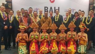 THY Baliye direkt uçmaya başladı