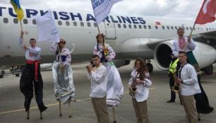 THYden Ukrayna uçuşları için kampanya