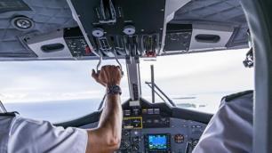 THY pilotu taksicilik yapıyor iddiası!