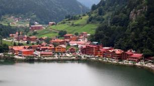 Trabzon Uzungölde heyecanlı bekleyiş