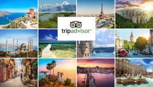 Tripadvisor 2018'in gözde destinasyonlarını açıkladı