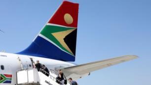 Güney Afrika Hava Yolları tüm seferlerini durdurdu