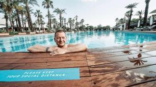 Turist gibi gelen Alman muhabir Antalya izlenimlerini yazdı